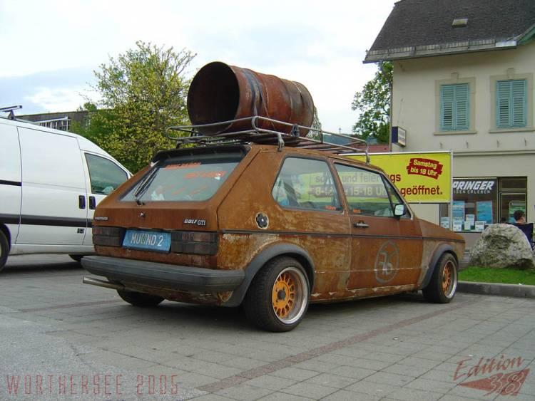 Vw Suv Polo >> VWVortex.com - Another Rusty Car Thread